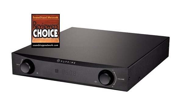Review of NuPrime IDA-8 by SoundStage! Xperience